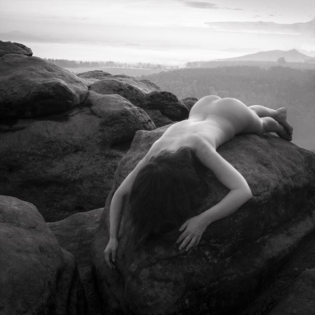 artistic nude photo by photographer highway98