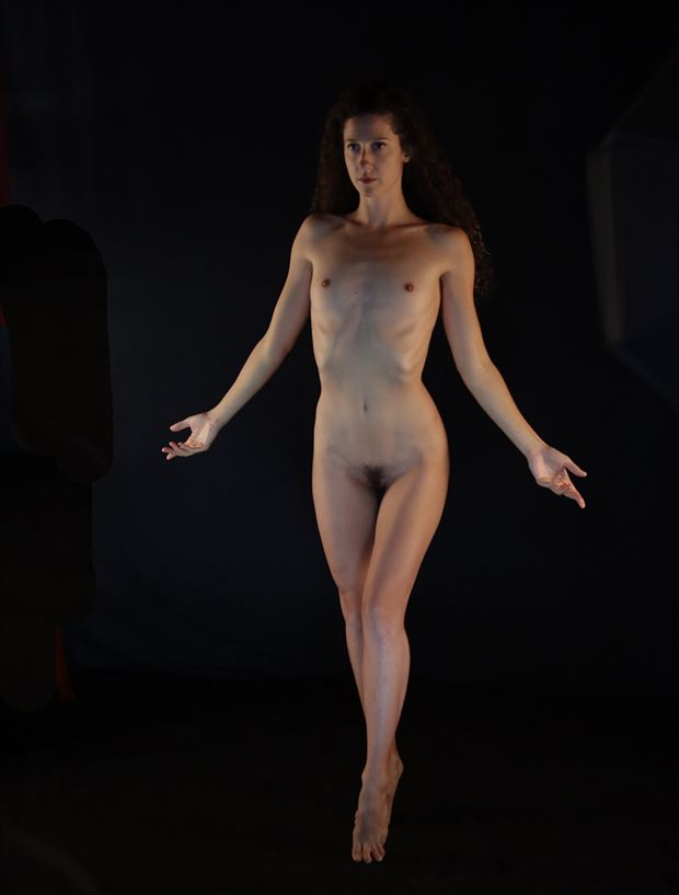 artistic nude photo by photographer jack martin