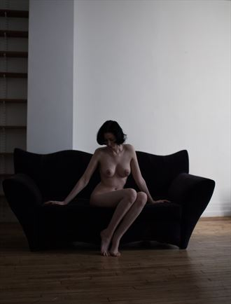 artistic nude photo by photographer jang