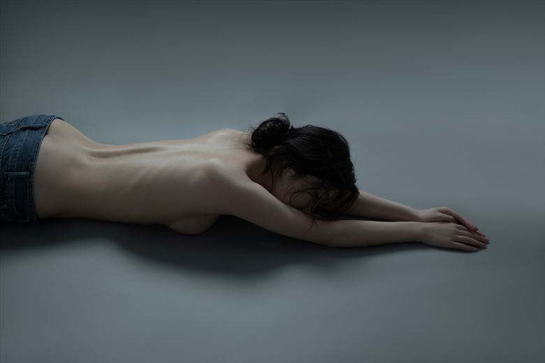 artistic nude photo by photographer jodi