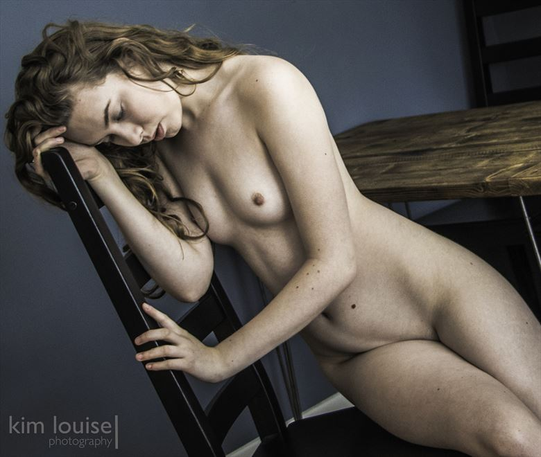 artistic nude photo by photographer kimmilouise