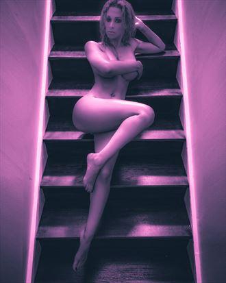 artistic nude photo by photographer kvp studios