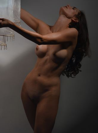 artistic nude photo by photographer lightrasp