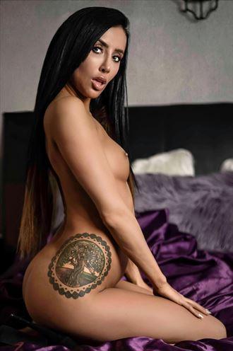 artistic nude photo by photographer lumas curtis