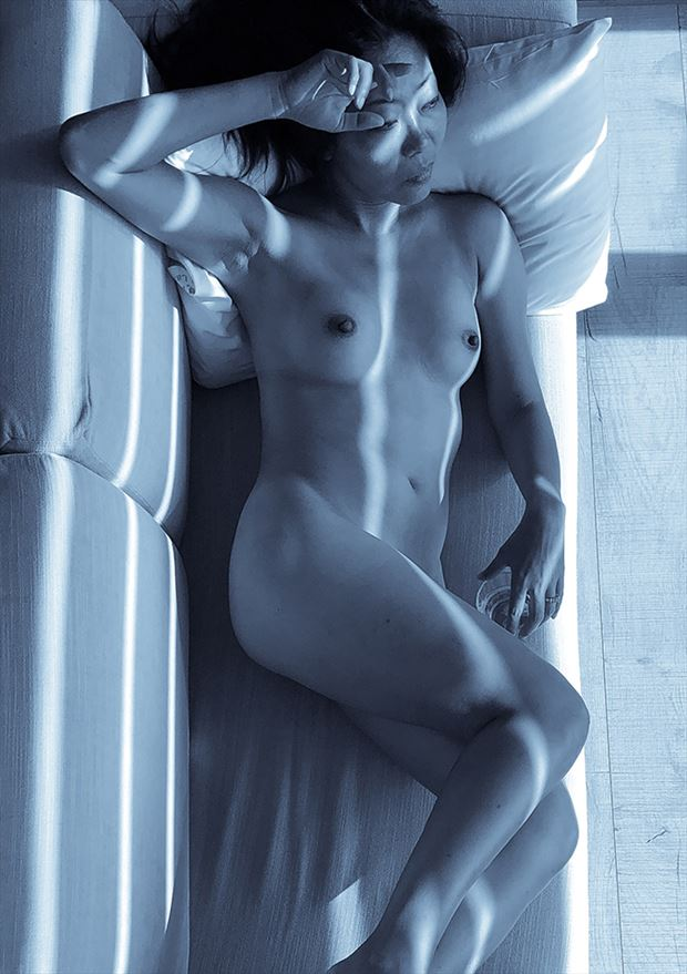 artistic nude photo by photographer m2lightworks