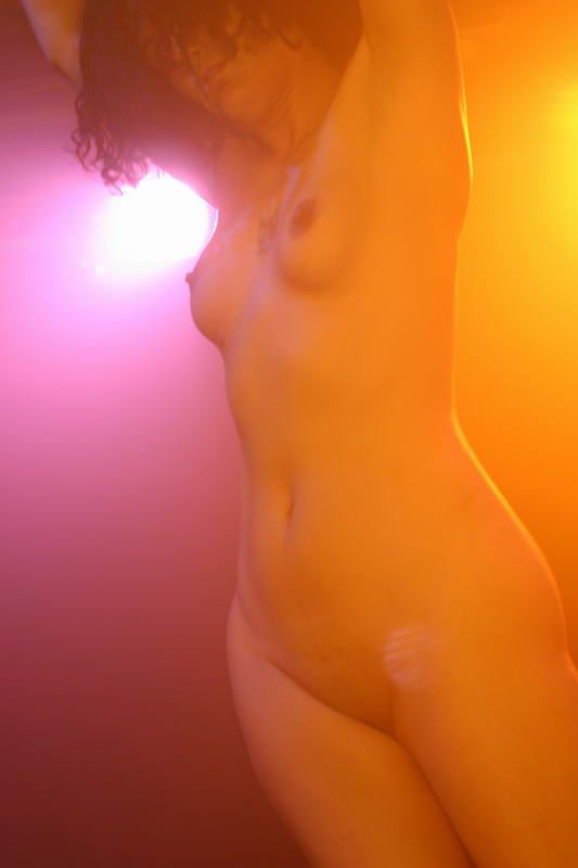 artistic nude photo by photographer malec images