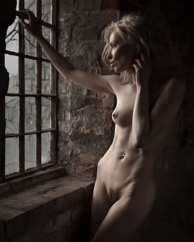 artistic nude photo by photographer netton