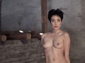 artistic nude photo by photographer patriks