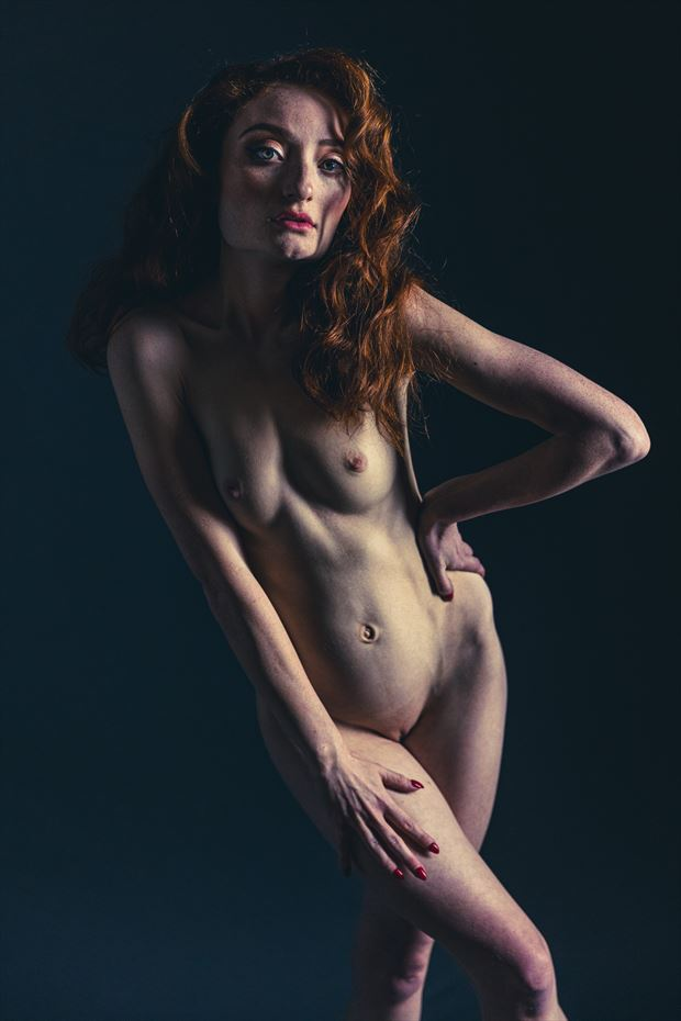artistic nude photo by photographer pfsf