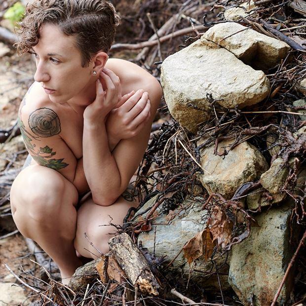 artistic nude photo by photographer teb art photo