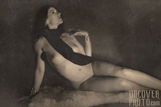 artistic nude photo by photographer uncoverphoto