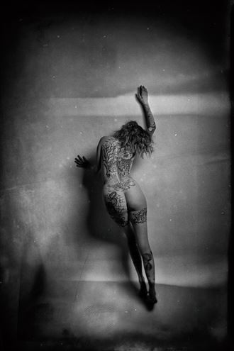 artistic nude photo manipulation photo by photographer synthesis art 1