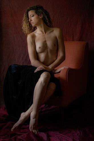 artistic nude portrait photo by photographer ajpics