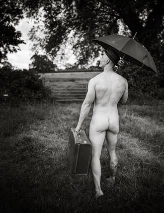 artistic nude portrait photo by photographer chriswoodman_photo