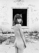 artistic nude portrait photo by photographer dmr
