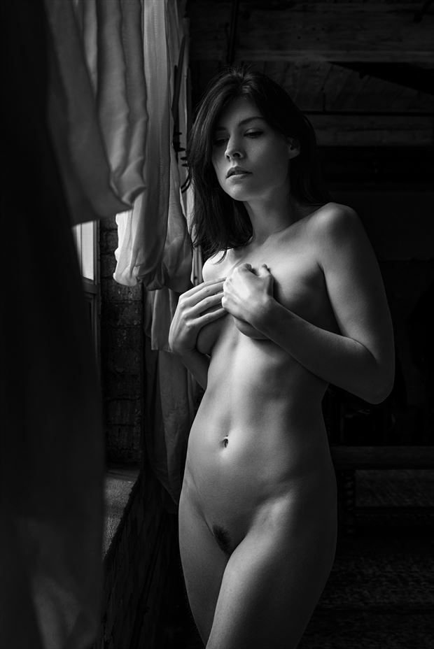artistic nude portrait photo by photographer ellis