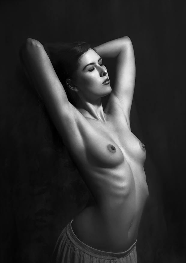 artistic nude portrait photo by photographer ellis