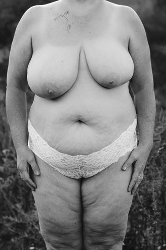 artistic nude portrait photo by photographer msl photography