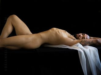 artistic nude sensual artwork by model aygen james