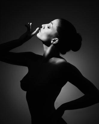 artistic nude sensual artwork by model bou