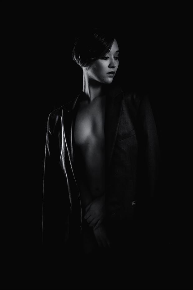 artistic nude sensual artwork by model j k model