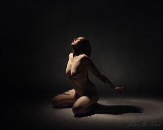 artistic nude sensual artwork by model kai