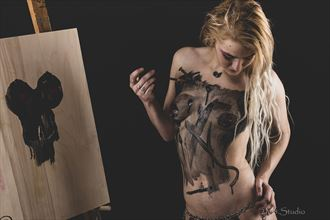 artistic nude sensual artwork by photographer 2m8 studio