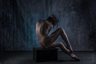 artistic nude sensual artwork by photographer dystopix photo