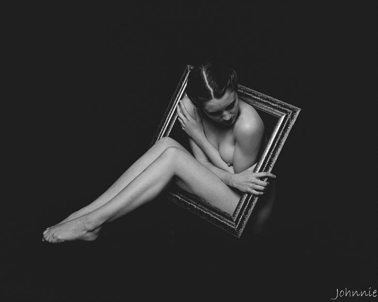 artistic nude sensual artwork by photographer johnnie medina