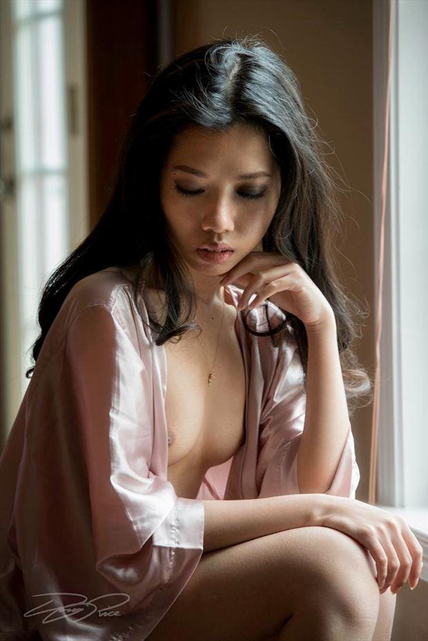 artistic nude sensual photo by model a n o n y m