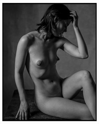 artistic nude sensual photo by model aferlysunflower