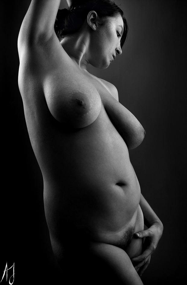 artistic nude sensual photo by model amaranthisme