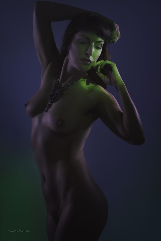 artistic nude sensual photo by model caitlin rose