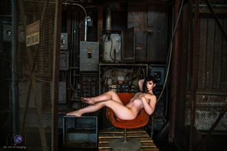 artistic nude sensual photo by model estherdresden