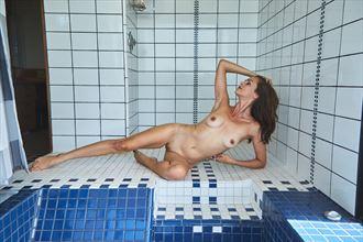 artistic nude sensual photo by model helen troy