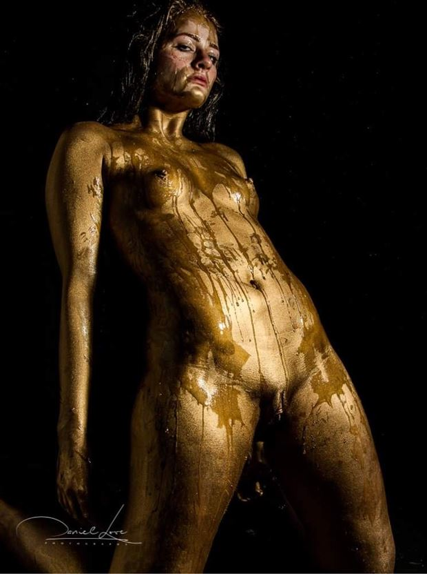 artistic nude sensual photo by model hestia