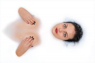 artistic nude sensual photo by model lisa elias