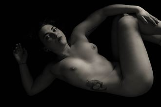 artistic nude sensual photo by model megg bel