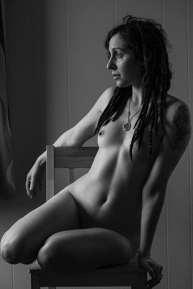 artistic nude sensual photo by model michelle s