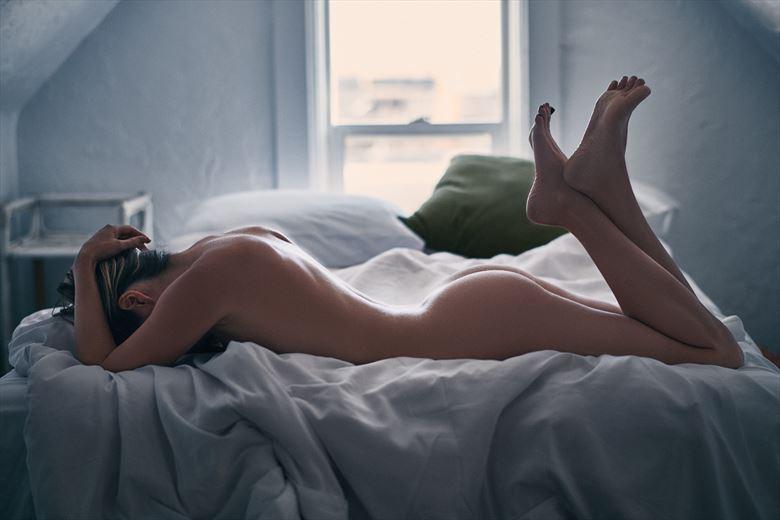 artistic nude sensual photo by model missmissy