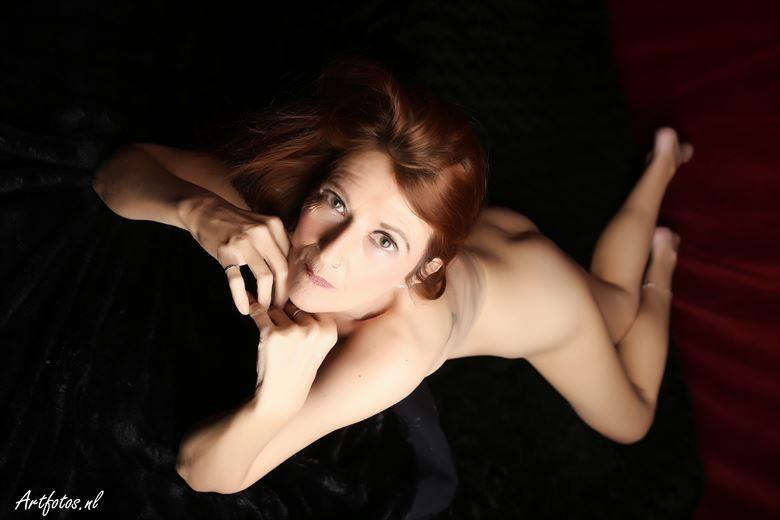 artistic nude sensual photo by model model heidi
