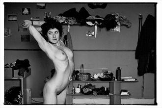 artistic nude sensual photo by model pinha palma