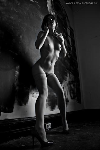 artistic nude sensual photo by model rayne tupelo