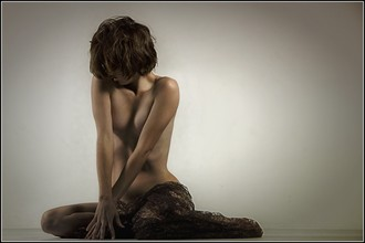 artistic nude sensual photo by model rayne tupelo