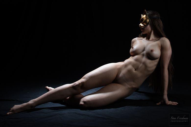 artistic nude sensual photo by model redpanda
