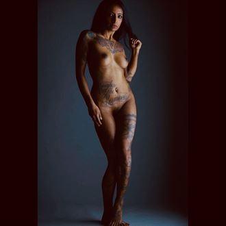 artistic nude sensual photo by model savannah sapphire