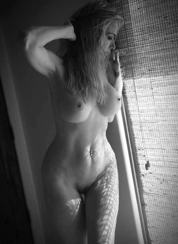 artistic nude sensual photo by model sirsdarkstar