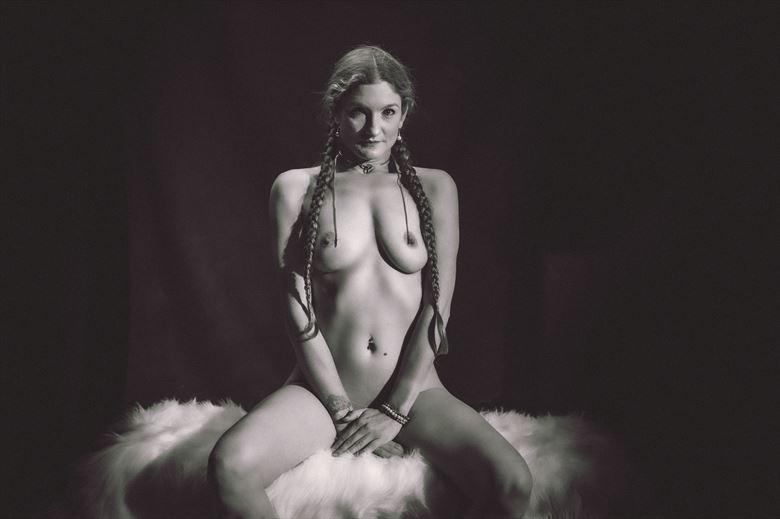 artistic nude sensual photo by model suneadura