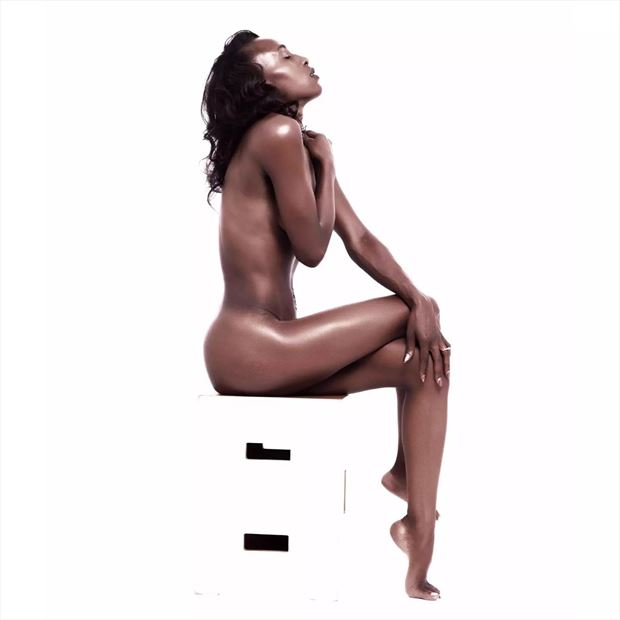 artistic nude sensual photo by model trugodiva