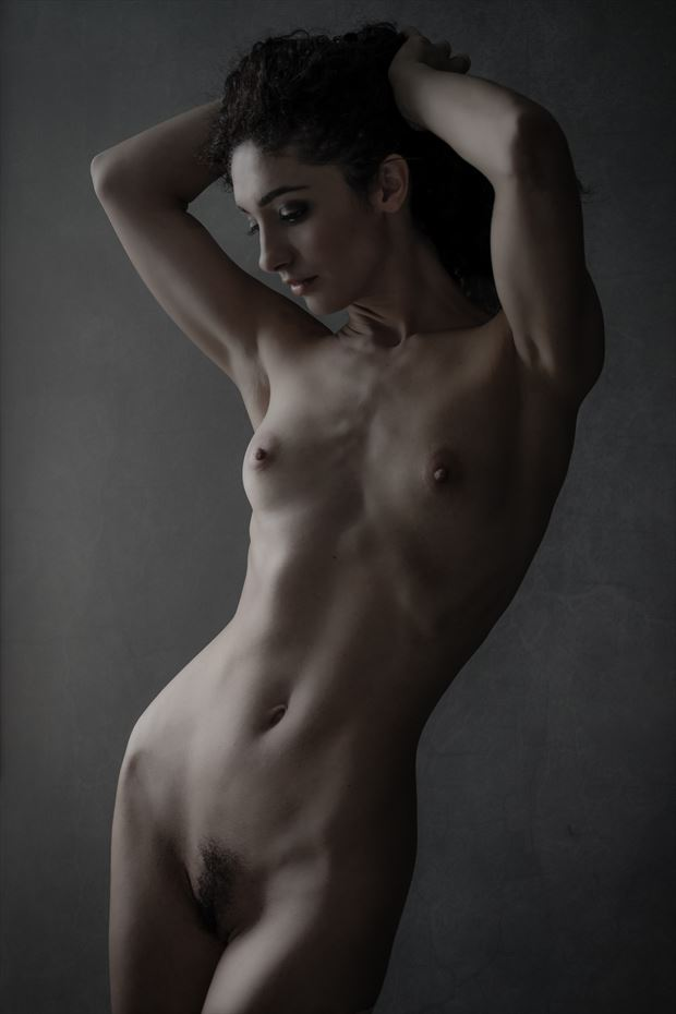 artistic nude sensual photo by photographer aa photography